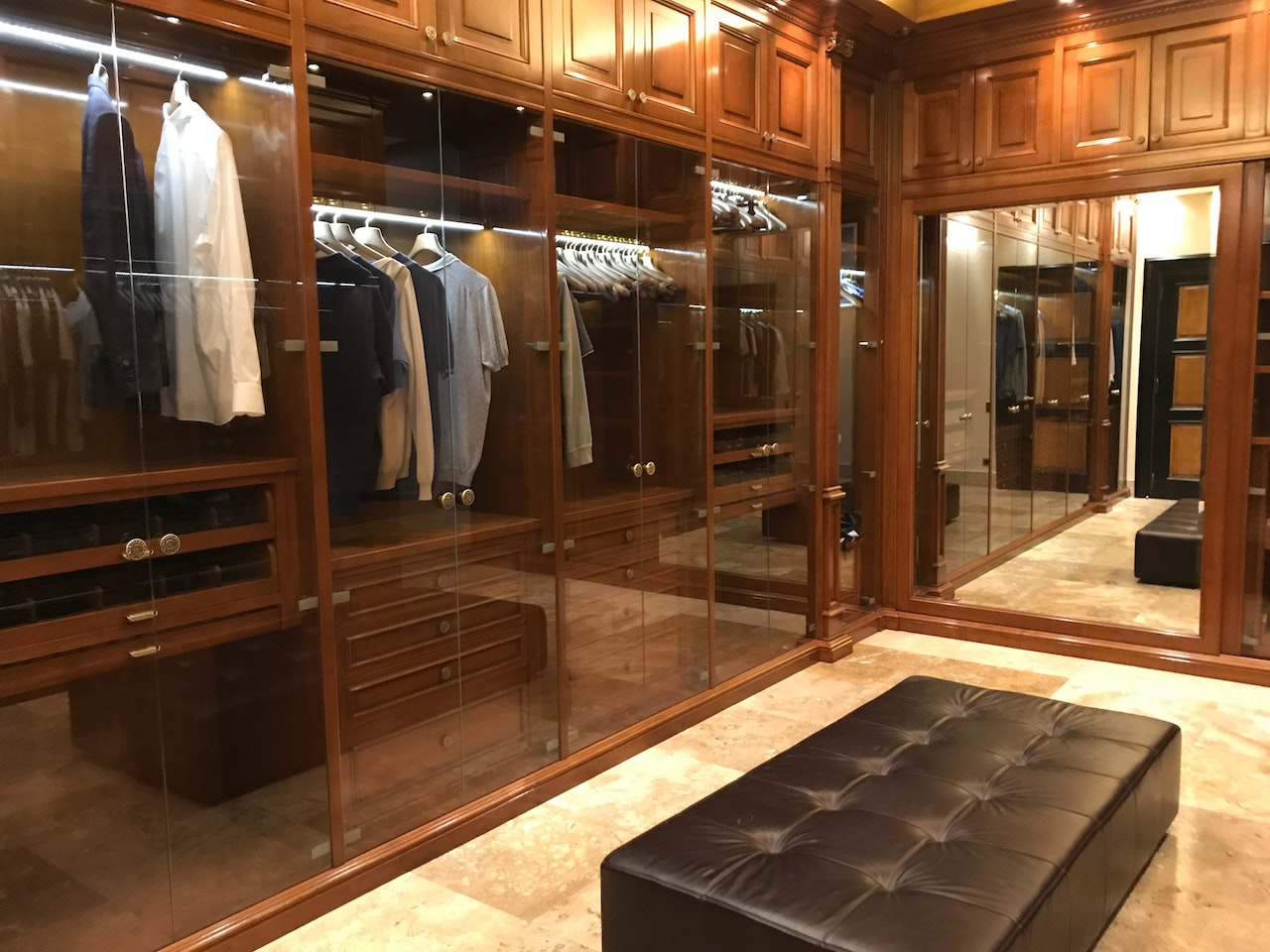 Custom Walk-In Closets and Closet Systems By Your Local Closet Company